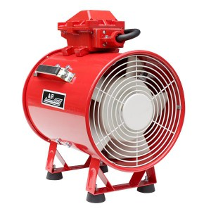 Explosion proof fan-1